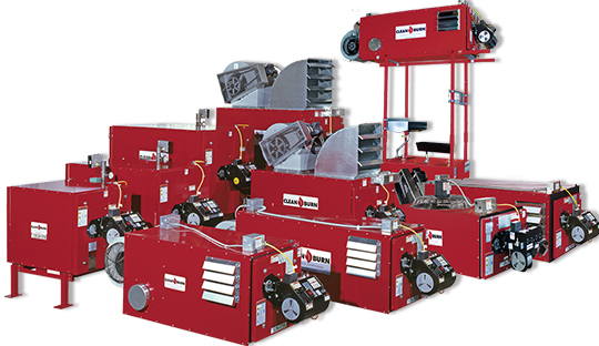Our Products Central Systems Co Inc